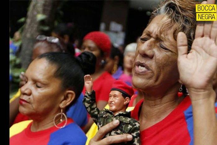 Chavistas desesperados,     por Sebastián Boccanegra