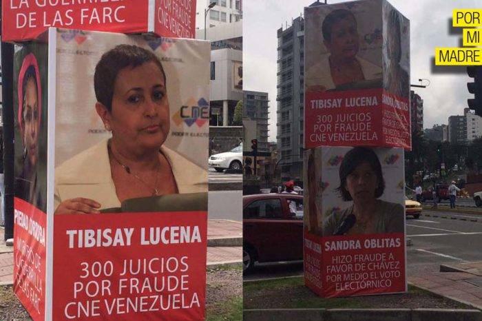 La mala fama de Tibisay llega a Ecuador