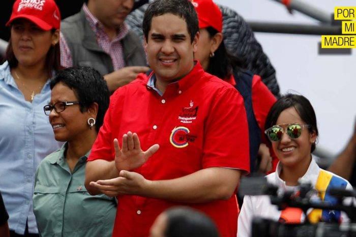 La no tan espontánea carta de Nicolasito al hijo de Tarek