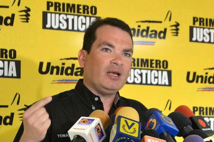 Guanipa: Nos ponemos a la orden de la Unidad en Aragua para derrotar al candidato de Maduro
