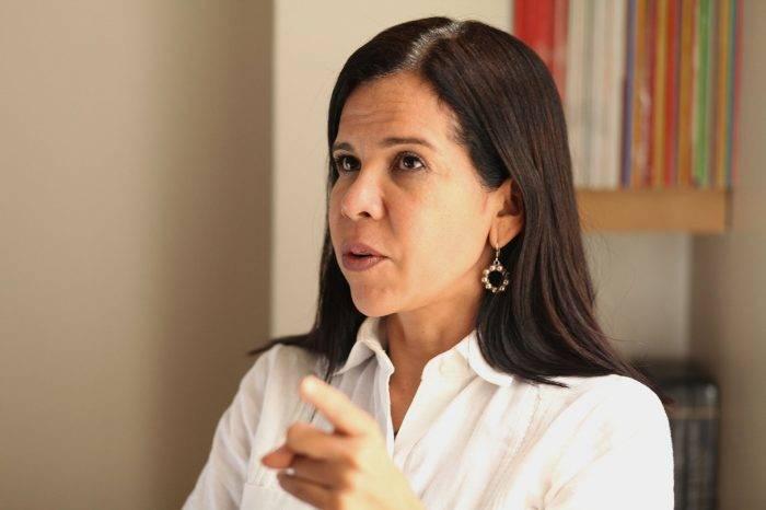 """Gabriela Ramírez: """"La dictadura se come a sus hijos"""""""