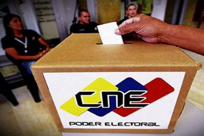 FEN formalizó petición de reforma a leyes de procesos electorales venezolanos ante AN