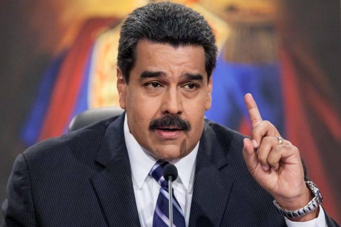 """Maduro: Trump es """"el nuevo Hitler"""" de la política internacional"""