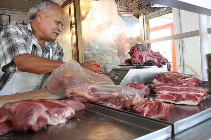 Con lo que cuesta la carne en julio se compraban más de 1.000 kilos en noviembre de 2018