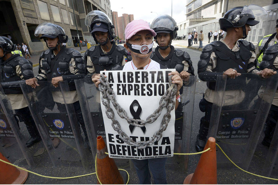 SIP libertad de expresion