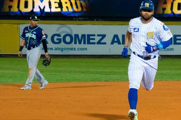 Magallanes venció al Caracas en jornada con triunfos de La Guaira, Lara y Zulia
