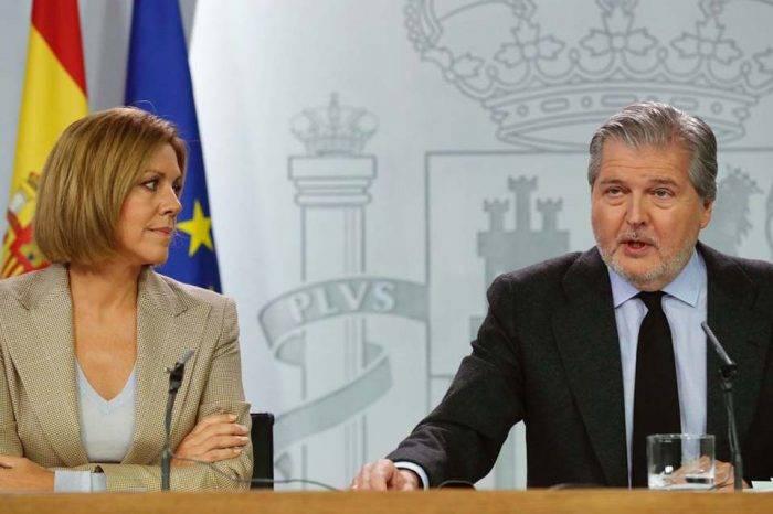 Íñigo Méndez de Vigo María Dolores de Cospedal