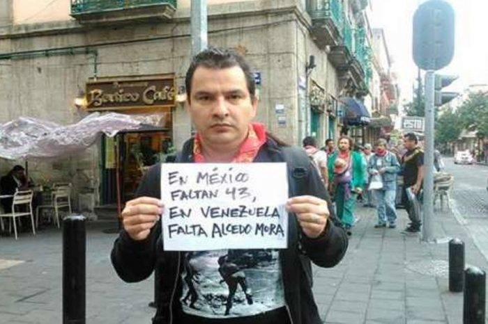 Hijos de Alcedo Mora exigen justicia a cuatro años de su desaparición