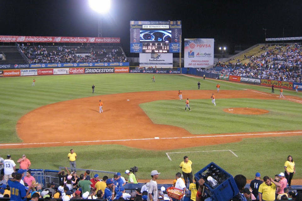 Partidos de béisbol
