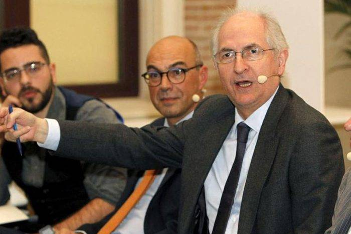 Ledezma impulsa disputa judicial en Brasil para responder señalamientos de Odebrecht