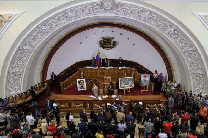 Constituyente debate enjuiciamiento de siete diputados por madrugonazo del 30A