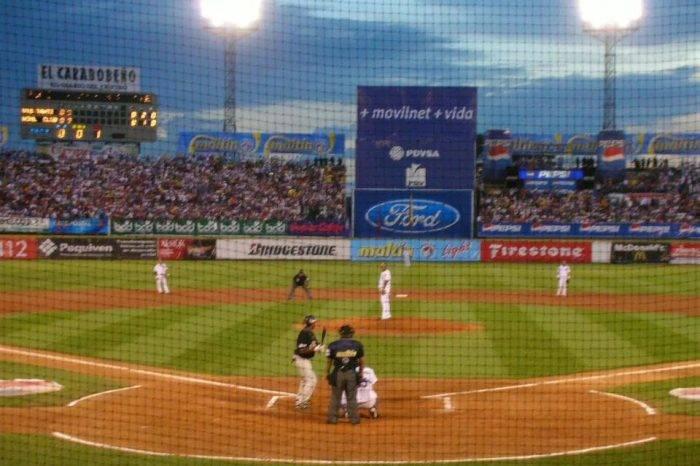 La Liga de Béisbol de Venezuela busca evitar las sanciones de EEUU