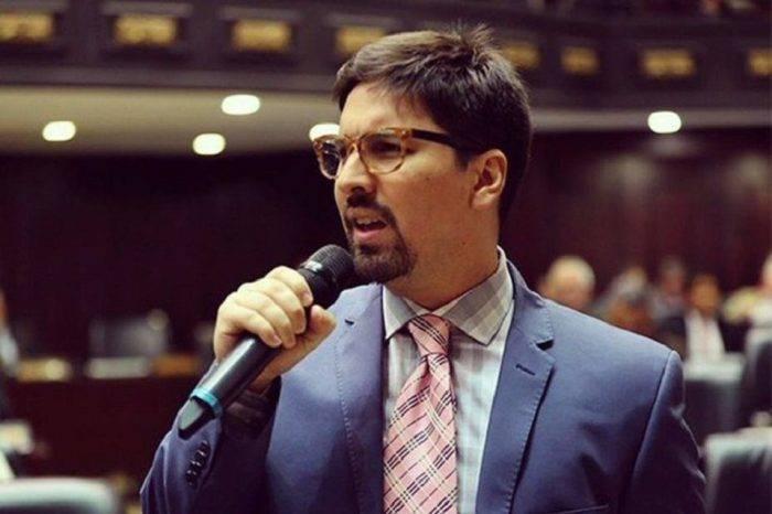 Diputados se reunieron con Freddy Guevara este #19Dic