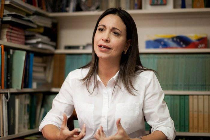 Machado pide a nueva directiva de la AN desmarcarse de líneas partidistas