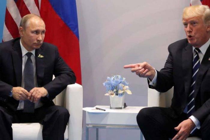 Trump romperá histórico tratado de armas nucleares con Rusia
