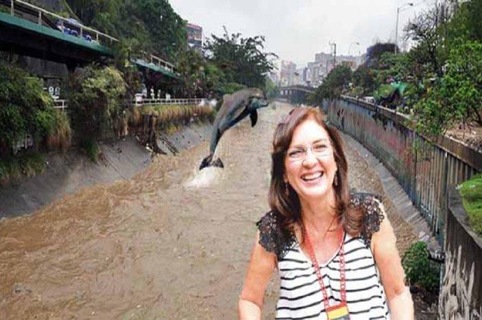 La promesa de Jacqueline se ahogó en el Guaire