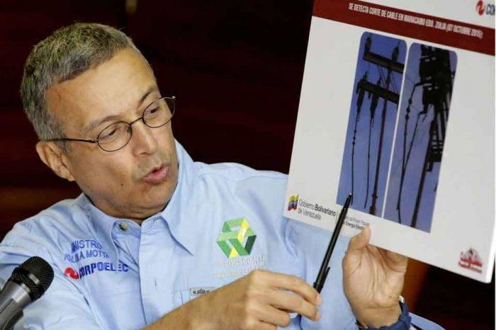 Luis Motta Domínguez: El ministro de los apagones
