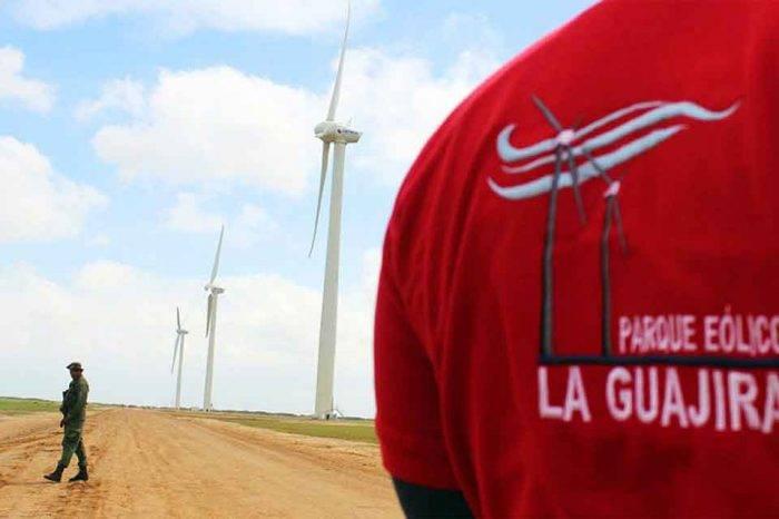 Parques eólicos endógenos, una contradicción más de la revolución