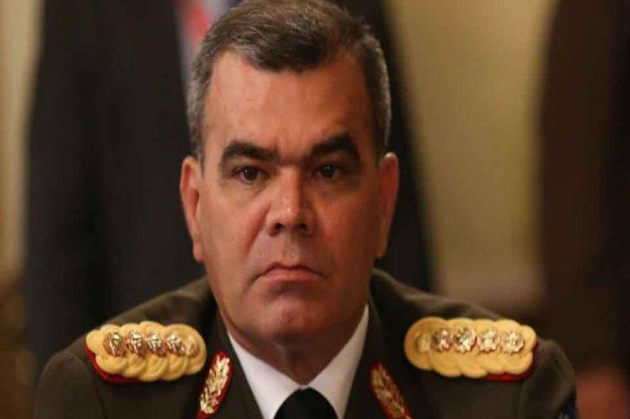 Padrino López rechazó las últimas sanciones de EEUU