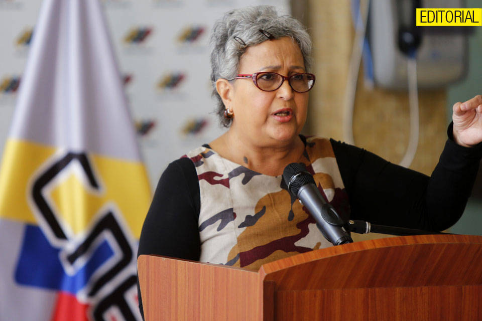 Tibisay Lucuena
