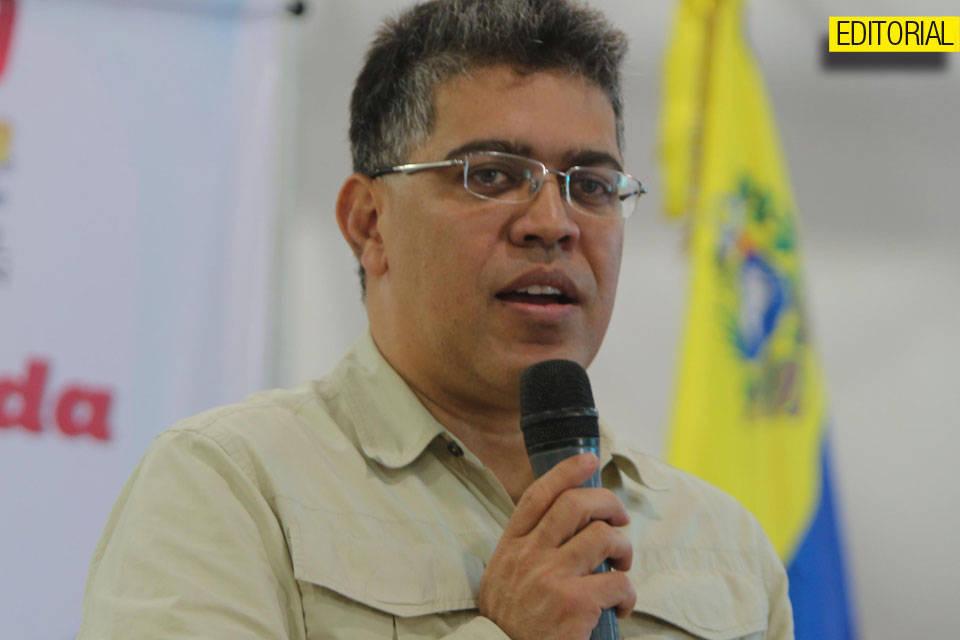 Elías Jaua