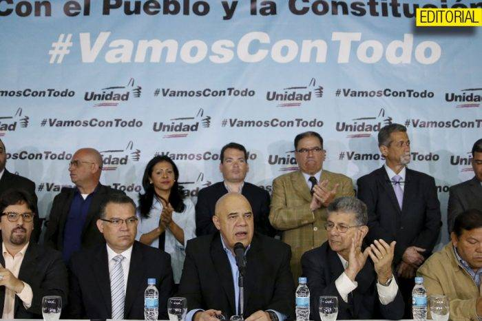 La MUD debe pasar a la ofensiva, por Xabier Coscojuela