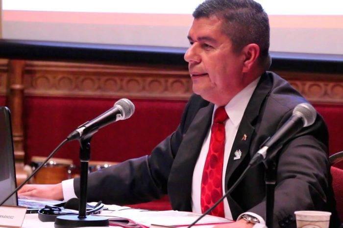 Canadá declara persona no grata al embajador venezolano Wilmer Barrientos