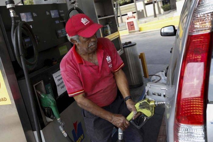 Paquetazo rojo: se deberá pagar al menos Bs 9,6 millones por un tanque de gasolina