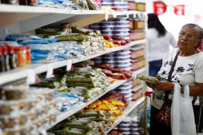 Canasta Alimentaria Familiar de abril superó los Bs. 100 millones