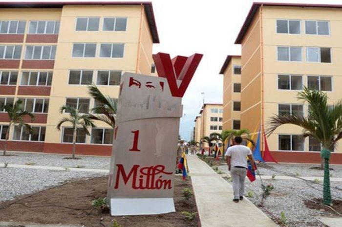 Misión Vivienda va en picada desde 2013