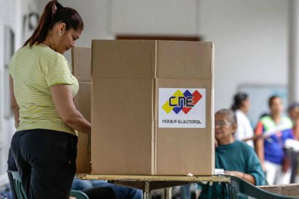 elecciones cne parlamentarias