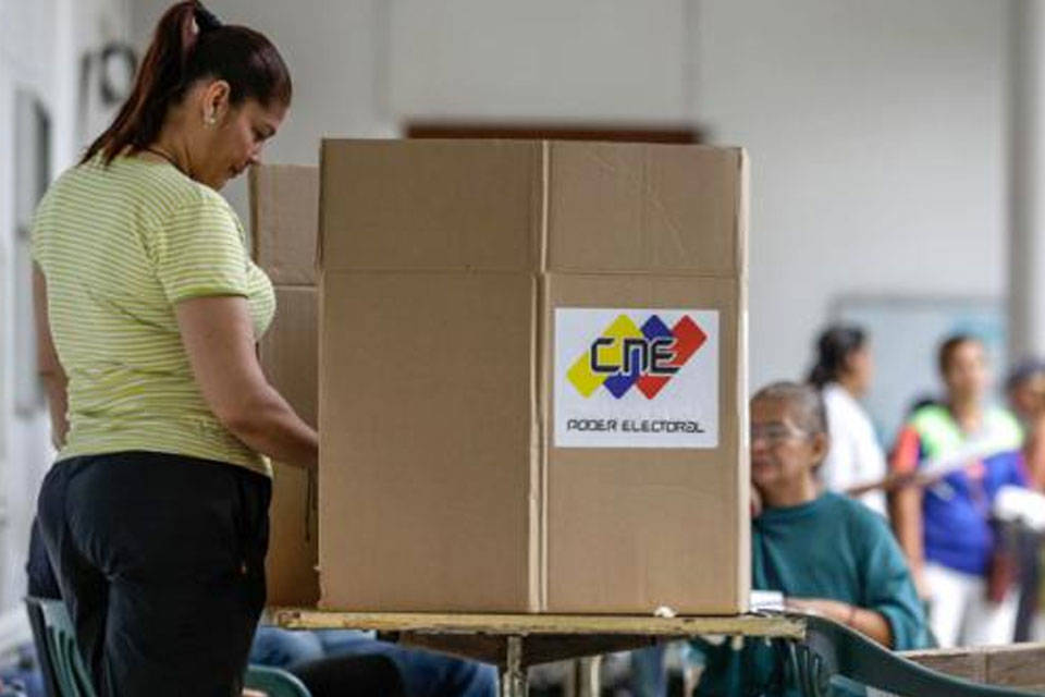 elecciones cne
