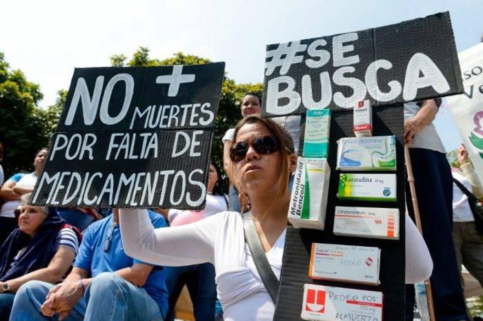 Venezuela: Una de las 4 economías que se han hundido más que Grecia en 10 años