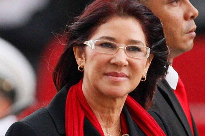 """Cilia Flores asegura que """"la Chinita"""" salvó a Maduro de los drones"""