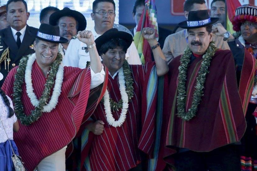Izquierda latinoamericana presidentes