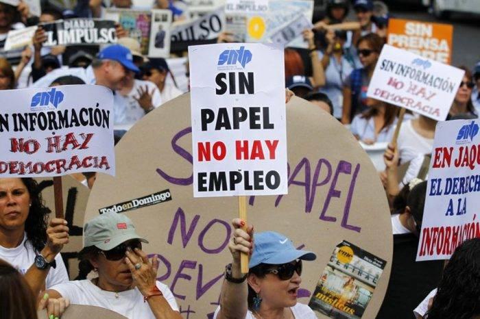 Sigue el holocausto de los medios en Venezuela, por Gregorio Salazar