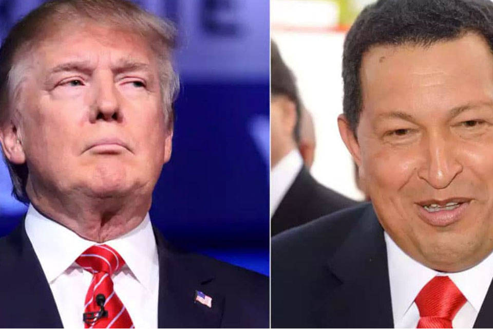 Trump Vs. Chávez
