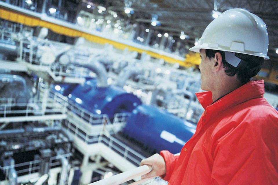 Guayana industrial