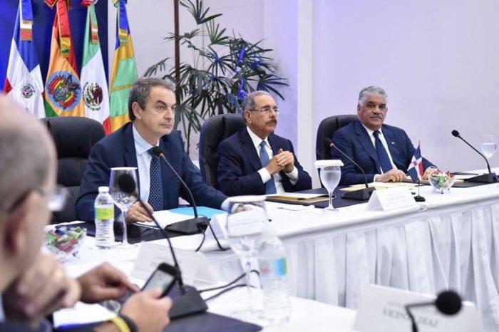 Mesa de negociación Dominicana
