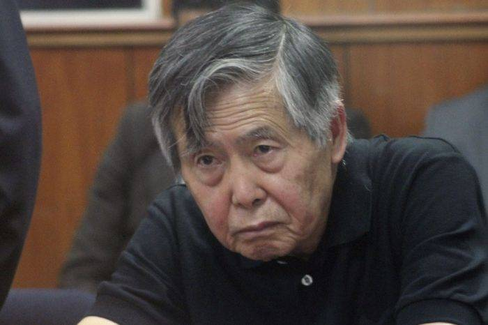Juez peruano anula indulto a Alberto Fujimori y ordena que debe volver a prisión