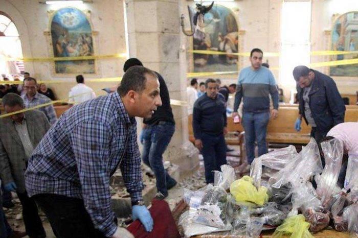 Egipto: diez muertos en ataque armado contra iglesia