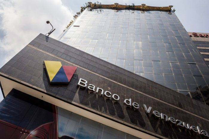 Persisten fallas en página web del Banco de Venezuela