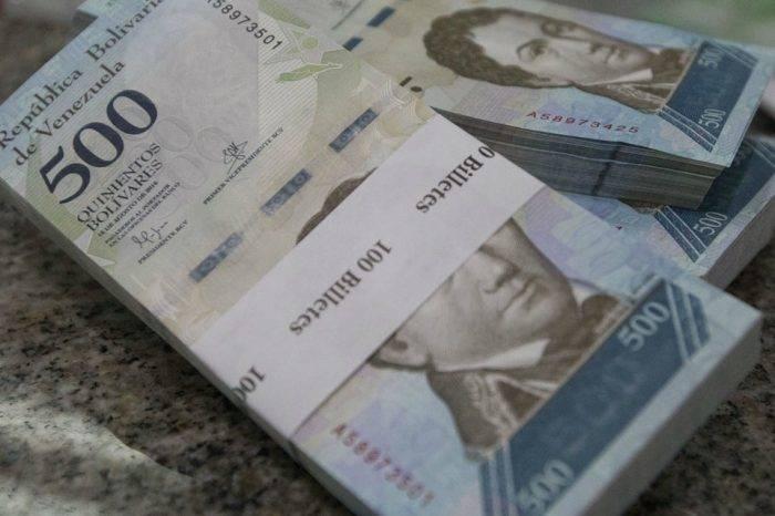 BCV controla la cantidad de billetes manejada cada día por los bancos