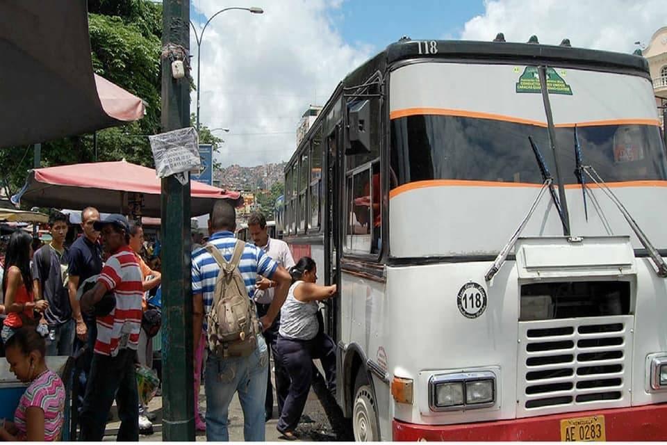 Transporte Público Emergencia