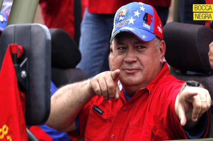 Diosdado se quedará con las ganas