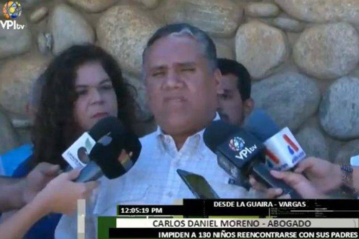 Denuncian que cargos en caso de niños que viajaban a Perú se dieron por Twitter