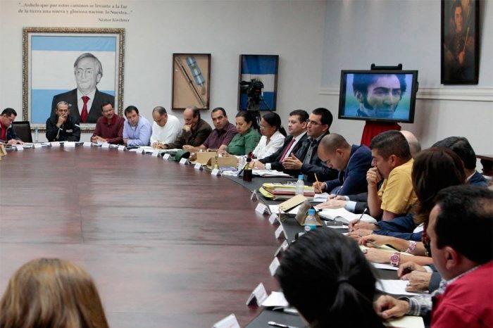 Maduro mueve la mata y nombra siete nuevos ministros