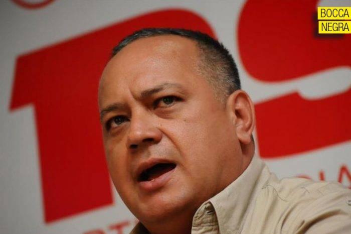 Diosdado retruca