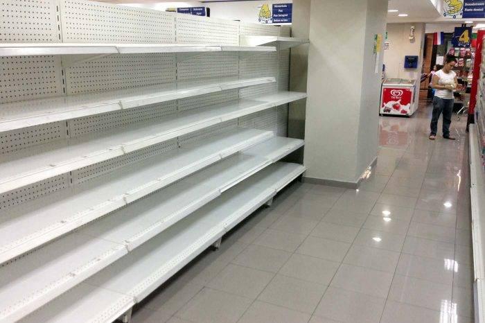 Escasez ya estaba instalada cuando llegaron las primeras sanciones (II)