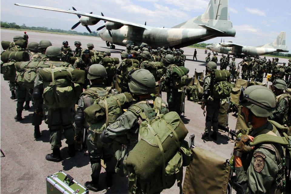 Fuerzas Armadas Venezolanas